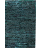 RugStudio presents Surya Tropics Tro-1019 Teal Woven Area Rug
