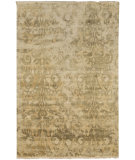 RugStudio presents Surya Uncharted Und-2001 Olive Hand-Knotted, Good Quality Area Rug