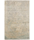 RugStudio presents Surya Uncharted Und-2002 Light Gray Hand-Knotted, Good Quality Area Rug