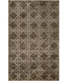 RugStudio presents Surya Vanderbilt VAN-1004 Olive / Gray Hand-Knotted, Good Quality Area Rug
