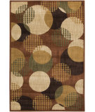 RugStudio presents Surya Ventura VNT-7002 Neutral / Green Machine Woven, Good Quality Area Rug