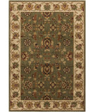 RugStudio presents Surya Ventura VNT-7008 Green / Red Machine Woven, Good Quality Area Rug