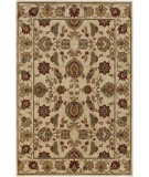 RugStudio presents Surya Ventura VNT-7010 Green / Neutral / Red Machine Woven, Good Quality Area Rug