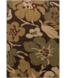 RugStudio presents Surya Ventura VNT-7014 Taupe / Green / Red Machine Woven, Good Quality Area Rug