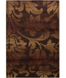 RugStudio presents Surya Ventura VNT-7021 Taupe / Green / Red Machine Woven, Good Quality Area Rug