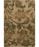 RugStudio presents Surya Ventura VNT-7023 Beige / Green Machine Woven, Good Quality Area Rug