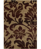 RugStudio presents Surya Ventura VNT-7024 Neutral / Green / Red Machine Woven, Good Quality Area Rug