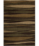 RugStudio presents Surya Ventura VNT-7032 Neutral / Green Machine Woven, Good Quality Area Rug