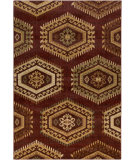 RugStudio presents Surya Ventura VNT-7034 Rust Machine Woven, Good Quality Area Rug