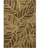 RugStudio presents Surya Ventura VNT-7037 Neutral / Green Machine Woven, Good Quality Area Rug