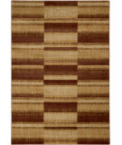 RugStudio presents Surya Ventura VNT-7038 Neutral / Green / Red Machine Woven, Good Quality Area Rug