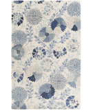 RugStudio presents Surya Vintage Vtg-5238 Cobalt Hand-Tufted, Good Quality Area Rug