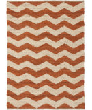 RugStudio presents Surya Wade Wad-4002 Rust Sisal/Seagrass/Jute Area Rug