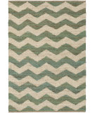 RugStudio presents Surya Wade Wad-4005 Emerald/Kelly Green Sisal/Seagrass/Jute Area Rug