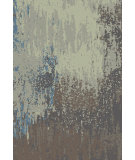 RugStudio presents Surya Watercolor WAT-5000 Gray Hand-Knotted, Good Quality Area Rug