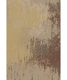 RugStudio presents Surya Watercolor WAT-5001 Neutral / Red / Yellow Area Rug