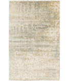 RugStudio presents Surya Watercolor Wat-5014 Beige Hand-Knotted, Good Quality Area Rug