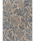 RugStudio presents Surya William Morris Wlm-3008 Cobalt Hand-Tufted, Good Quality Area Rug