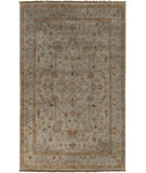 RugStudio presents Rugstudio Sample Sale 88928R Slate Gray Hand-Knotted, Best Quality Area Rug