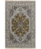 RugStudio presents Surya Zeus Zeu-7823 Charcoal Hand-Knotted, Best Quality Area Rug