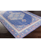 RugStudio presents Surya Zahra ZHA-4003 Cobalt Hand-Knotted, Best Quality Area Rug