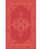 RugStudio presents Surya Zahra ZHA-4005 Neutral / Orange / Red / Pink / Violet (purple) Area Rug