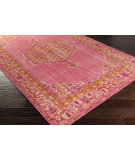 RugStudio presents Surya Zahra ZHA-4005 Hot Pink Hand-Knotted, Best Quality Area Rug