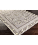 RugStudio presents Surya Zahra ZHA-4009 Gray Hand-Knotted, Best Quality Area Rug