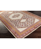 RugStudio presents Surya Zahra ZHA-4010 Rust / Burgundy Hand-Knotted, Best Quality Area Rug