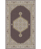 RugStudio presents Surya Zahra ZHA-4011 Chocolate Hand-Knotted, Best Quality Area Rug