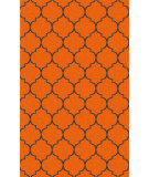 RugStudio presents Surya Zahra ZHA-4014 Neutral / Orange Hand-Knotted, Best Quality Area Rug