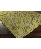 RugStudio presents Surya Zahra ZHA-4019 Green Hand-Knotted, Best Quality Area Rug