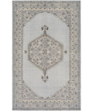 RugStudio presents Surya Zahra Zha-4028 Slate Hand-Knotted, Good Quality Area Rug