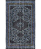 RugStudio presents Surya Zahra Zha-4033 Slate Hand-Knotted, Good Quality Area Rug