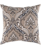 RugStudio presents Surya Pillows ZZ-401 Olive/Black