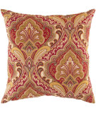 RugStudio presents Surya Pillows ZZ-403 Gold/Chocolate