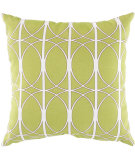 RugStudio presents Surya Pillows ZZ-411 Lime