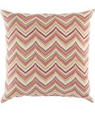 RugStudio presents Surya Pillows ZZ-425 Burgundy