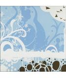 RugStudio presents Surya Wall Art JD106A