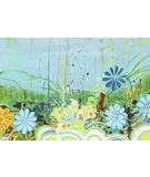 RugStudio presents Surya Wall Art JD119A