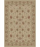 RugStudio presents Tayse Empire 2532 Ivory Machine Woven, Good Quality Area Rug