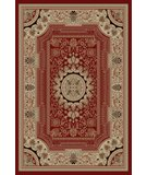 RugStudio presents Tayse Sensation 4670 Red Machine Woven, Good Quality Area Rug