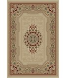 RugStudio presents Tayse Sensation 4672 Ivory Machine Woven, Good Quality Area Rug