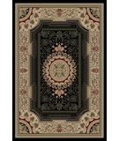 RugStudio presents Tayse Sensation 4673 Black Machine Woven, Good Quality Area Rug