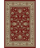 RugStudio presents Tayse Sensation 4720 Red Machine Woven, Good Quality Area Rug