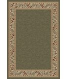 RugStudio presents Tayse Sensation 4745 Green Machine Woven, Good Quality Area Rug