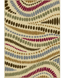 RugStudio presents Tayse Laguna 4512 Beige Machine Woven, Good Quality Area Rug