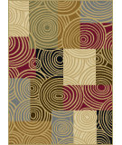 RugStudio presents Tayse Laguna 4530 Multi Machine Woven, Good Quality Area Rug