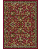 RugStudio presents Tayse Laguna 4590 Red Machine Woven, Good Quality Area Rug
