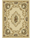 RugStudio presents Tayse Laguna 4612 Beige Machine Woven, Good Quality Area Rug